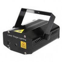Мини лазер черный- stage lighting