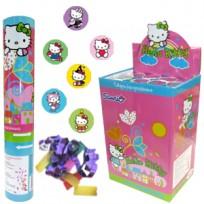 Пневмохлопушка в пластиковой тубе Hello Kitty 30см
