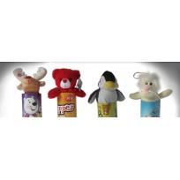 Пневмохлопушка Toys Popper40см: бумага/фольга/игрушки